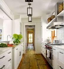 Farmhouse Galley Kitchens