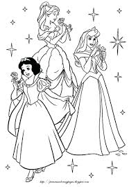 Disney Princess Coloring Pages Cinderella Book Pdf Colouring Printable Adult Free Full Size