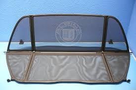 Alpina 5431101 Alpina E46 Convertible Wind Deflector - FMW Tuning ... Wind Deflector To Mazda Mx5 19892005 Toplift Open Sky Motoring Rapid Speback Front Wdrain Set Superskodacom Bmw Z1 Deflector Black Mesh Just Roadster Ltd Tesla Semitruck With Crew Cabin Brought Life In Latest Window Shades For Trucks Vent Visors Exterior Fit Sun Rain Air Widecab 1200mm Height Airplex Auto Accsories Visor Door Automotive Products Rtt Wind Expedition Portal How Much Fuel Will I Save A Youtube Aeroplus Save Fuel Caravan And Motorhome On Tour Lower Triple Tree Frame Covers Trims Accents