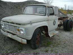 1963 Ford F600 Truck Cab And Chassis | Item 5869 | SOLD! May... 1963 Ford F100 Youtube For Sale On Classiccarscom Hot Rod Network Stock Step Side Pickup Ideas Pinterest F250 Truck 488cube Blown Ford Truck Street Machine To 1965 Feature 44 Classic Rollections Classics Autotrader