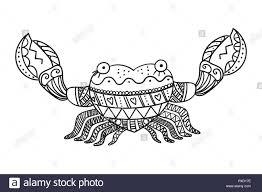 Bandes De Dessin Animé Hermite Crabe Sur Fond Blanc Clip Art Libres