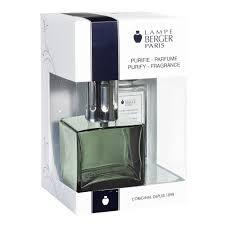 Lampe Berger Oils Safe cube glass lampe berger gift set green u2013 fragrance oils direct