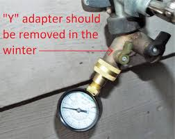 Leaking Outdoor Faucet Freezing by Do You Have Outside Water Faucets