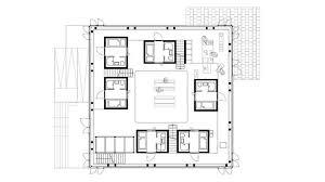 plan cuisine collective cubity une résidence universitaire innovante à énergie positive