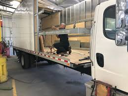 100 Box Truck Roll Up Door Repair Commercial Body Shop IP Serving Dallas Ft Worth TX