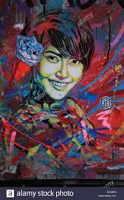 100 C215 Art Work By Street Artist Stock Photo 52514532 Alamy