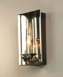 non electric candle wall sconces sconce electric candle holder