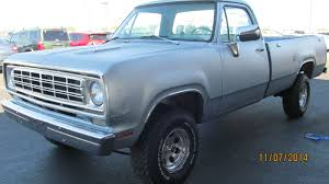 1976 Dodge Ram D100 Pickup Truck 93k Actual Miles No Reserve Sunny ... 1976 Dodge Dw Truck For Sale Near Volo Illinois 60073 Classics 76 2017 Charger D100 440 Adventurer Pickup Matt Garrett W300sold As Parts Only Falmouth Ma 02540 Property Room Dodge Cummins Cversion Diesel Resource 1b7hc16z9ts640710 1996 Red Dodge Ram 1500 On Sale In Ca So 1978 Warlock V8 Mopar Muscle Youtube Ramcharger Information And Photos Momentcar D5n 500 Truck Taken A Flickr