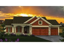 Craftsman Style House Plans Ranch by 359 Best House Plans Images On Pinterest Small House Plans