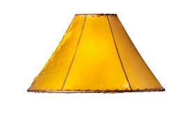 Rawhide Lamp Shade