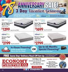 78th Anniversary Mattress Sale Home Appliances Kitchen Appliances