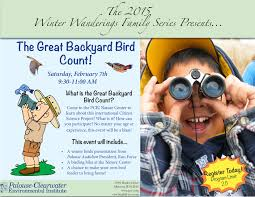 Winter Wanderings Family Series: The Great Backyard Bird Count ... Good Life Northwest Last Day Of The Great Backyard Bird Count Is The Youtube Imby Nrdc How Pools Are Made 7 Steps Place Educators Spin On It Image With Gardening Tbr News Media Audubon Center At Riverlands Florissant Fossil Beds Goes To Birds For Citizen Science On Radio Its Time Start Counting Birds Tbocom 2017 Wyncote Society Backyards Trendy 137 Chattanooga