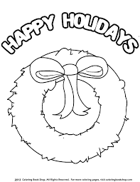 Holidays Coloring Pages Page 20690 View Larger