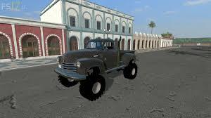 1950 4x4 Chevy Pickup V 1.0 - FS17 Mods