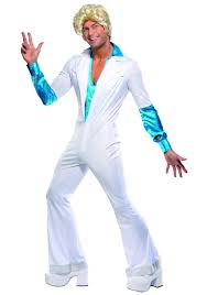 Disco Man 70s Costume