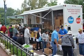 100 Truck Finders Food Pantries