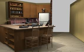 Sims 3 Kitchen Ideas by Famous Kitchens U2013 Get The Look The Big Bang Theory Penny Tv