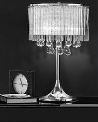 Crystal Table Lamps For Bedroom by Bedroom Bedroom Interior Chic Design Ideas Using Rectangular
