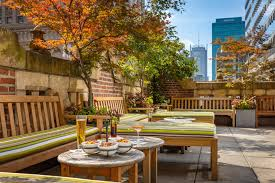 100 Tribeca Roof Best Top Bars In NYC Where To Drink Outside With A