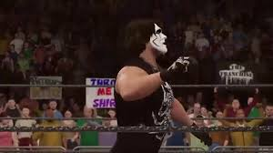 Halloween Havoc 1999 Hogan Sting by Wwe 2k16 Wcw Nitro 1999 Sting Vs Bret Hart Youtube