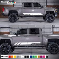 Decal Sticker Graphic Stripes For Chevrolet Silverado Sport Light ... 2016 2017 2018 Chevy Silverado Stripes 1500 Chase Rally Special Sinaloa Mexico Truck Decal Sticker Tailgate And 21 Similar Items 2x Chevy Z71 Off Road 42018 Decals Gmc Sierra Fresh Ideas Of Stickers Kit For Chevrolet Side Colorado Raton Lower Rocker Panel Door Body Accent Vinyl Distressed American Flag Toyota Tundra Silverado Rocker 2 Decal Location 002014 Hd Gmtruckscom More Rally Edition Unveiled Large Bowtie 42015 Racing 3m