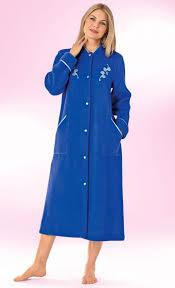robe de chambre femme robe chambre boutonnée saumur afibel