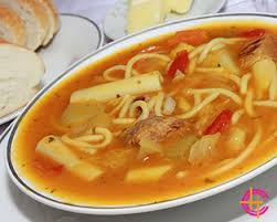 Traditional Haitian Pumpkin Soup Recipe by Squash Soup
