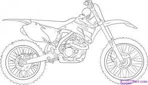 Dirt Bike Drawing 2015 Images
