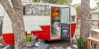 Image Of Motel Vintage Camper Remodel Ideas