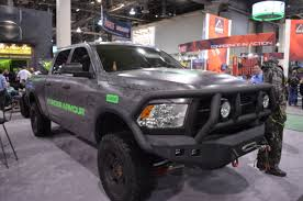 100 Armour Truck Ram 1500 Outdoorsman Mossy Oak Edition Takes On Shot Show 2014 RamZone