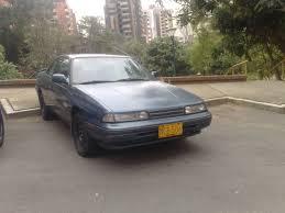 1994 Mazda 626 - Information And Photos - ZombieDrive