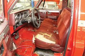 √ 81 87 Chevy Truck Parts, Revamping A 1985 C10 Silverado Interior ...