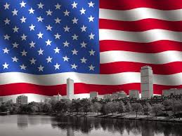 American Flag Desktop Background