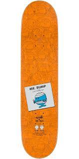 Are Cliche Skateboard Decks Good by Mr Men R7 Villemin Skateboard Deck 7 75