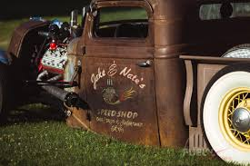 Rat Rod 1936 Ford Pickup - Stance And Style | Fuel Curve