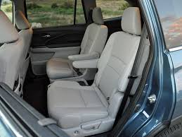 Does Acura Mdx Have Captains Chairs by Powersteering 2016 Honda Pilot Review J D Power Cars