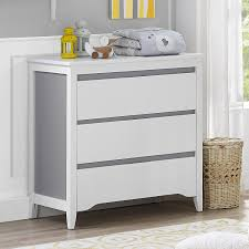 Black Dresser 3 Drawer by Bedrooms Low Profile Dresser Black And White Dresser Double