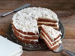 kokos kaffee torte saftig schicht für schicht
