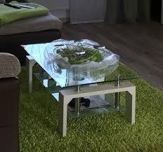 couchtisch glas wohnzimmer weiß gebraucht in fischbach