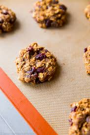 Healthy Chocolate Pumpkin Desserts by Healthy Pumpkin Chocolate Chip Oatmeal Cookies Sallys Baking