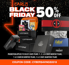 Loot Crate Black Friday Sale - Save 50% Off Select Crates! Loot Crate June 2014 Review Transform Coupon Code Vault Golden Ticket Please Comment If You Claimed It Crate Sanrio Coupon Code Fresh Step Lweight Best Loot Modellscom Coupons Sb Muscle Free Shipping Prezibase Man Child Of Mine Carters Secret Promo Codes Hidden Prizes Deals Uk Thick Quality Glass Crates Promo Stein Mart Charlotte Locations Dragon Gourmet Does Qdoba Give Student Discounts March 2017 Primal Spoilers Nerdspan