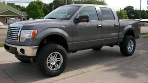 2010 Ford F150 W/ McGaughy's 6.5