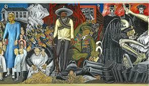 David Alfaro Siqueiros Murales Bellas Artes by Philadelphia Museum Of Art And Mexico U0027s Museo Del Palacio De
