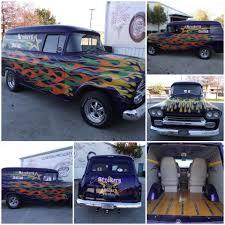 100 1959 Chevy Panel Truck S Pinterest S Truck