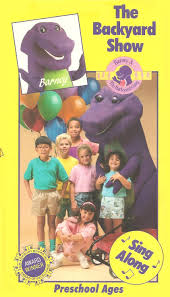 Barney & The Backyard Gang The BackYard Show VHS | Books & VHS ... Whatsoever Critic Barney In Concert Video Review And The Backyard Gang Goes To School Part 4 Image Barneysmusilcastlejpg Wiki Fandom Powered Orvs Old Iron Show At Edgewater Haven In Port Edwards 1988 Youtube And The 36 Bvids94 Youtube With Me As One Played On A High Definition 1991 Version Universal Pinterest 40 Best Friends Images Childhood My
