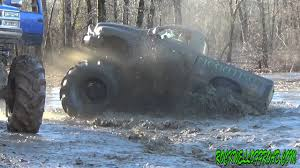On The Trails In Big Mud Trucks!!! - Rockwell Offroad - TheWikiHow