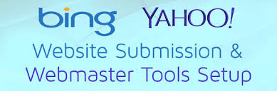 Webmaster by Bing U0026 Yahoo Website Submission U0026 Webmaster Tools Anphira Design