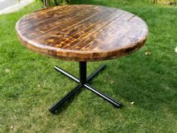 bois table industriel achetez ou vendez des meubles de salle à