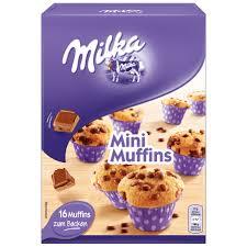 milka mini muffins 270g