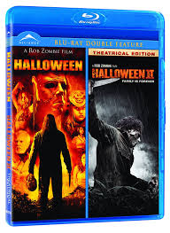 Halloween 2007 Cast Michael Myers by Amazon Com Rob Zombie U0027s Halloween Halloween 2 Double Feature